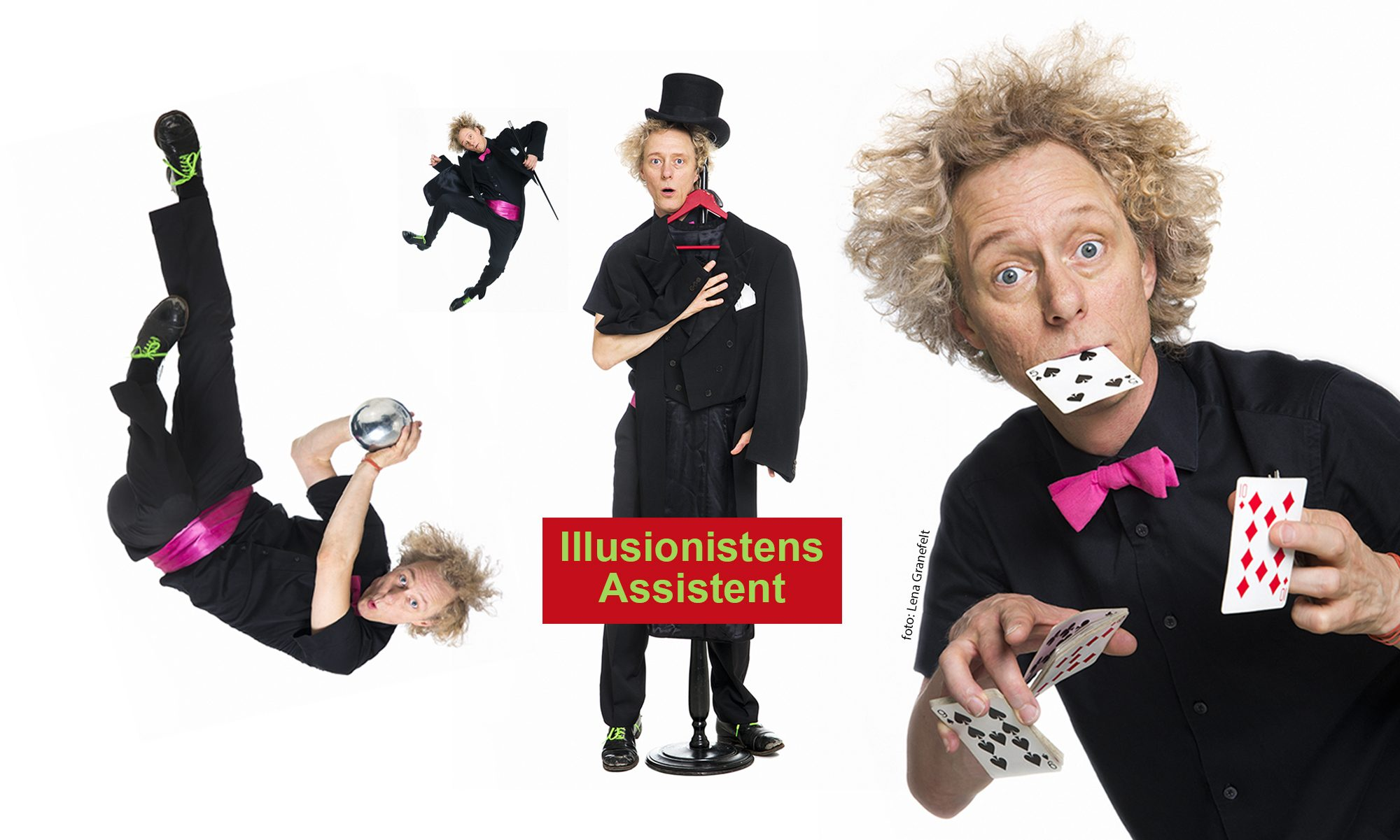 Illusionistens Assistent